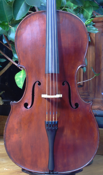 Cello by Thomas Kennedy