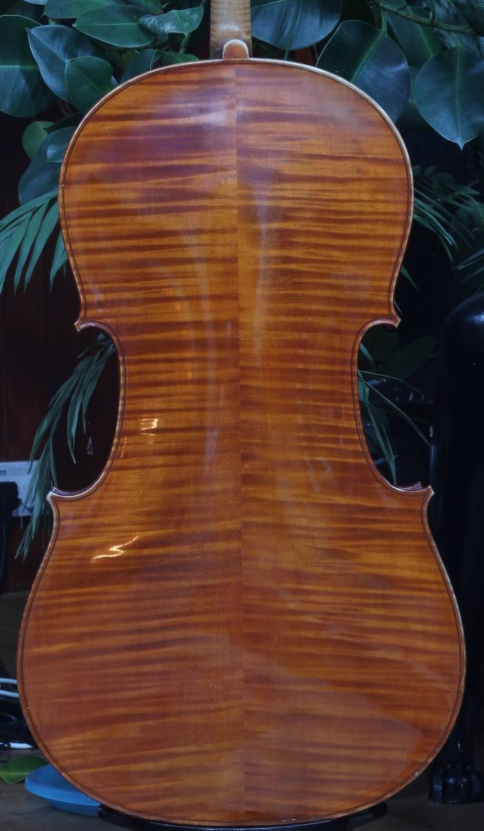 Cello by Mangenot