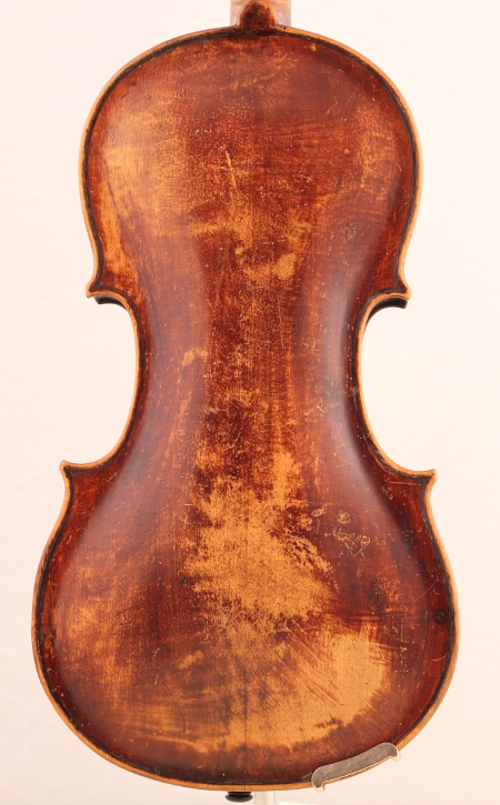 Link to Wenger violin